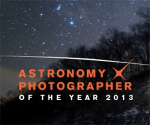 Astronomy Photographer of the Year Entries