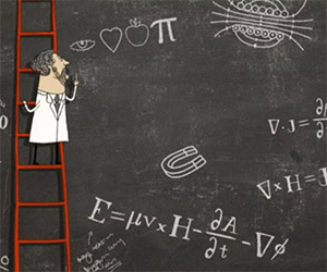 Physics: An Animated History of the Science
