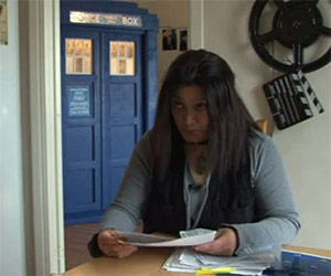 "Doctor Who Fan: ""I Had to Build My Own TARDIS"""