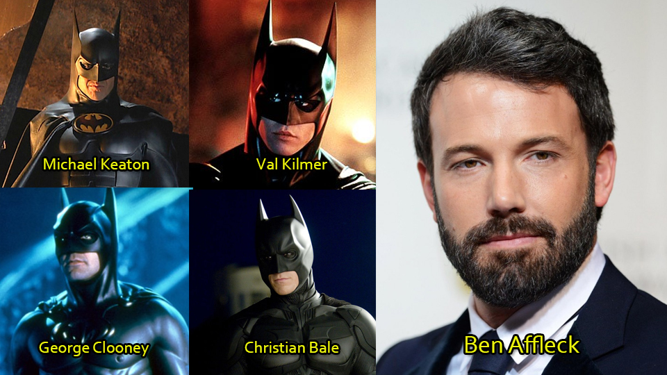 Ben Affleck Confirmed as Batman, Whedon Likes It