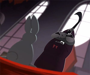 Deathinger: An Incredible Animated Short Film