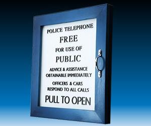 Screen Accurate Doctor Who TARDIS Door