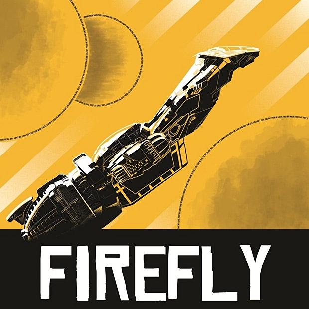 Beautiful Firefly Fan Art Posters
