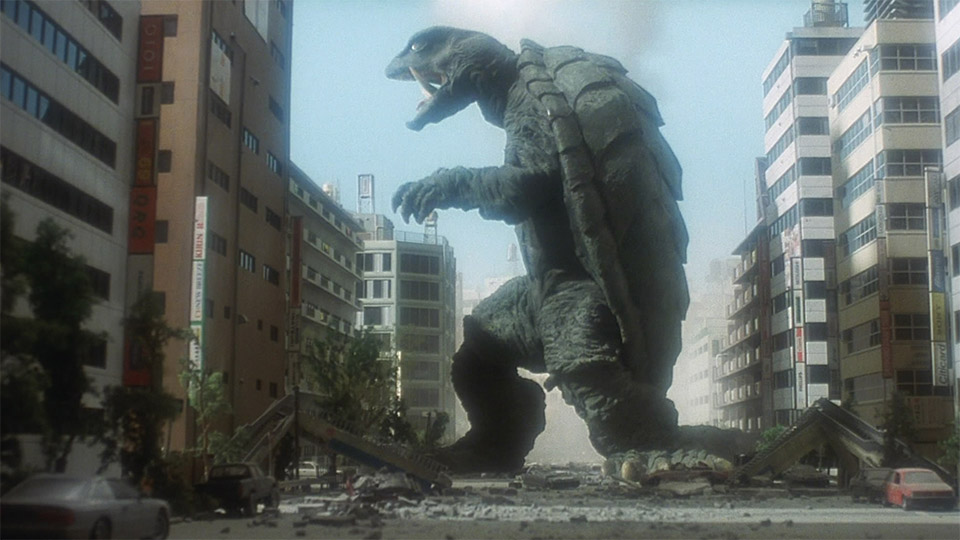 Entertainment Weekly Looks at the Gamera Trilogy