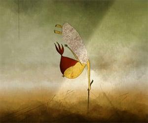 Gravity: A Lovely Animated Short Film