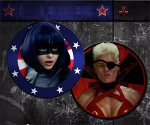 Kick-Ass 2: Hit Girl vs. Mother Russia Red Band
