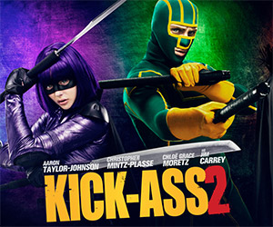 Kick-Ass 2: Impressive Red-Band Featurette