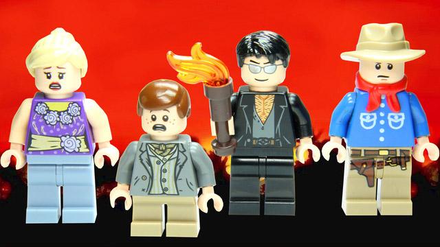 Vote For The Jurassic Park Lego Cuusoo Set Mightymega