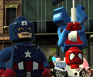LEGO Marvel Super Heroes Full Trailer