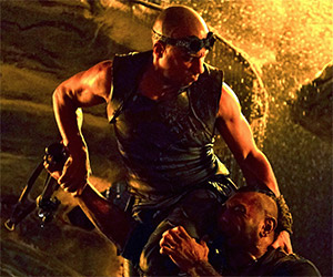 Riddick: Two New Mind-Blowing TV Spots