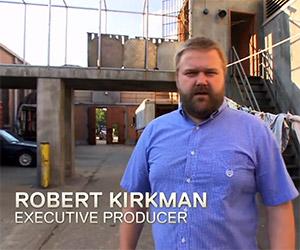 Robert Kirkman's Tour of The Walking Dead Prison