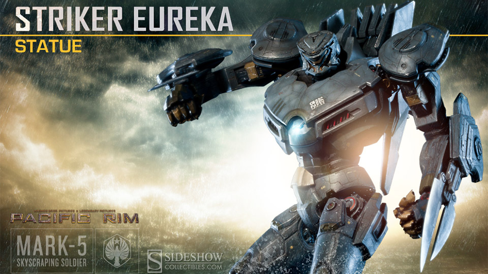 Sideshow Collectibles Striker Eureka Preorder