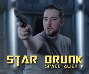 Star Drunk: A Sci-Fi Film by Drunk People