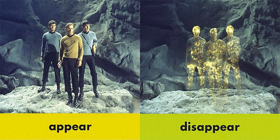 The Star Trek Book of Opposites