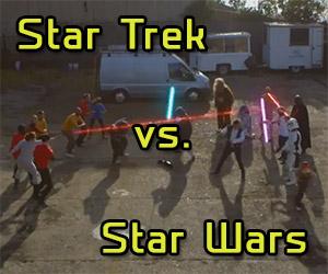 Star Wars vs. Star Trek: How do they Compare?