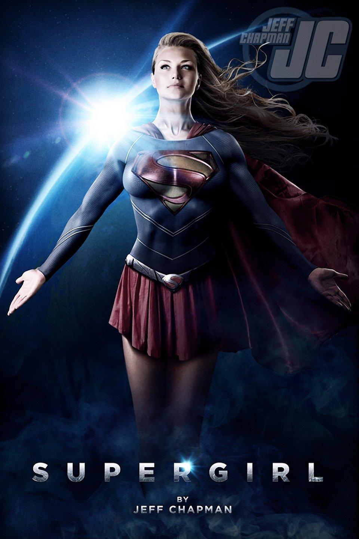 Terrific Supergirl Girl of Steel Fan Art