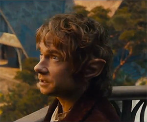 The Hobbit: An Unexpected Journey Deleted Scene
