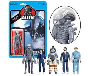 1979 Alien Action Figure Set Replicas