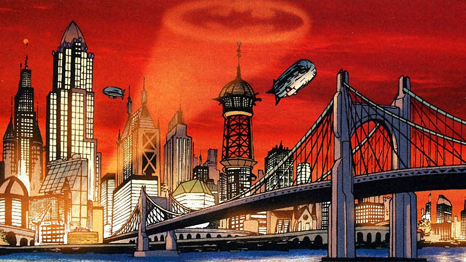 28 Reasons We Want to Live in Gotham City