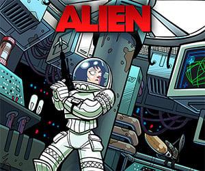 Terrific Alien Fan Art: Ripley, Last Survivor
