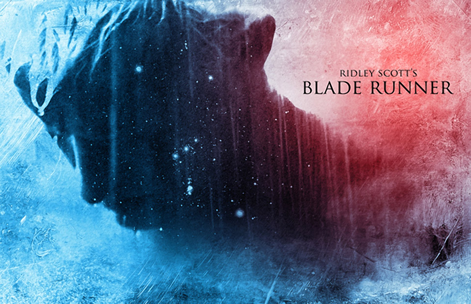 Stunning Set of Blade Runner Posters
