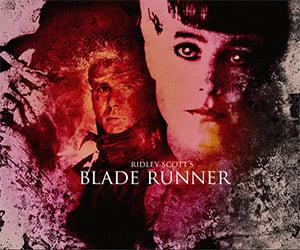 Stunning Set of Blade Runner Posters