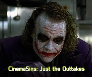 CinemaSins: Just the Outtakes, Volume 1