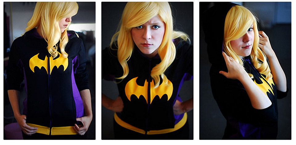 Terrific Handmade Superhero Hoodies