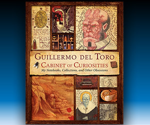 Guillermo del Toro Cabinet of Curiosities: Hardcover Book