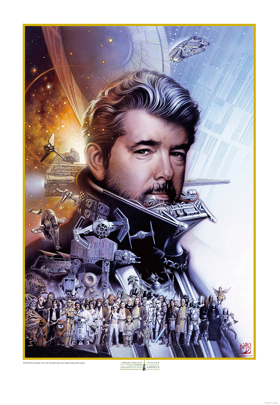 Dream Maker: Limited Edition George Lucas Art