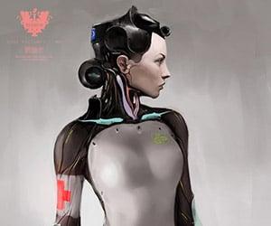 Amazing Gallery of Elysium Concept Art