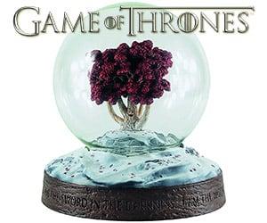 Game of Thrones Weirwood Snow Globe