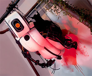Amazing GLaDOS Cosplayer Does Reddit AMA
