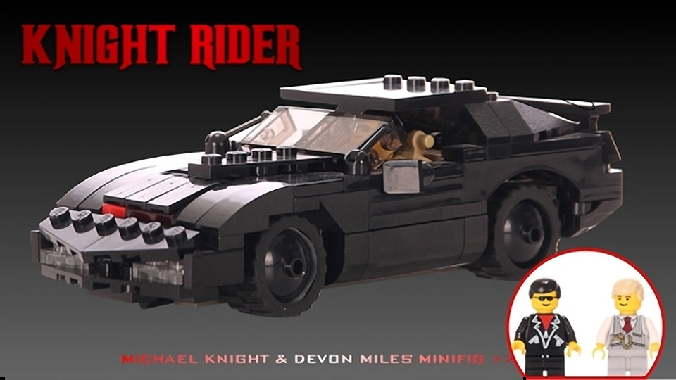 What Car Is The Classic Knight Rider