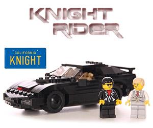 Vote for Knight Rider KITT LEGO CUUSOO Set
