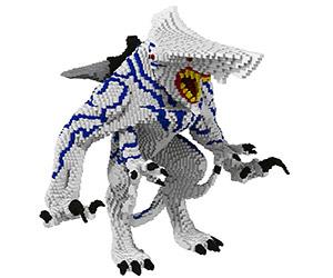 LEGO Pacific Rim Kaiju Knifehead