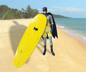 Mattel Classic 1966 Surf's Up Batman TV Series