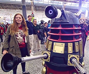 Montreal Comic Con 2013 Cosplay Video