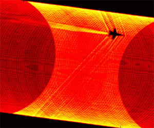 Schlieren Images of Supersonic Shockwaves