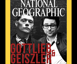 National Geographic Issues from Pacific Rim's World
