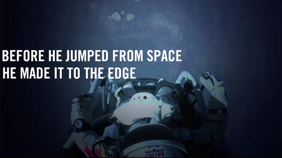 Documentary on Felix Baumgartner's Skydive
