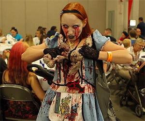 Sensational Salt Lake Comic Con Cosplay Video