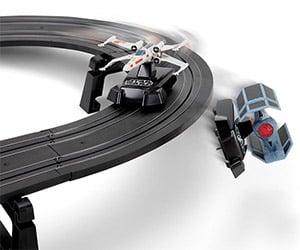 Star Wars Battling Fighters Racing Set