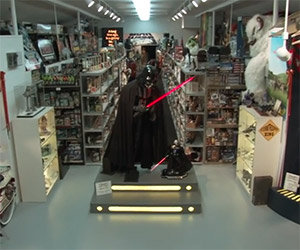 Amazing World-Record Star Wars Collection