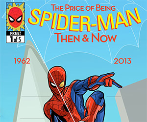 The Price of Being Spider-Man: Not So Bad