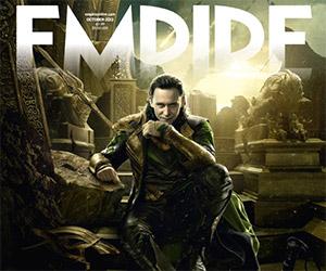Thor: The Dark World Empire Magazine Covers