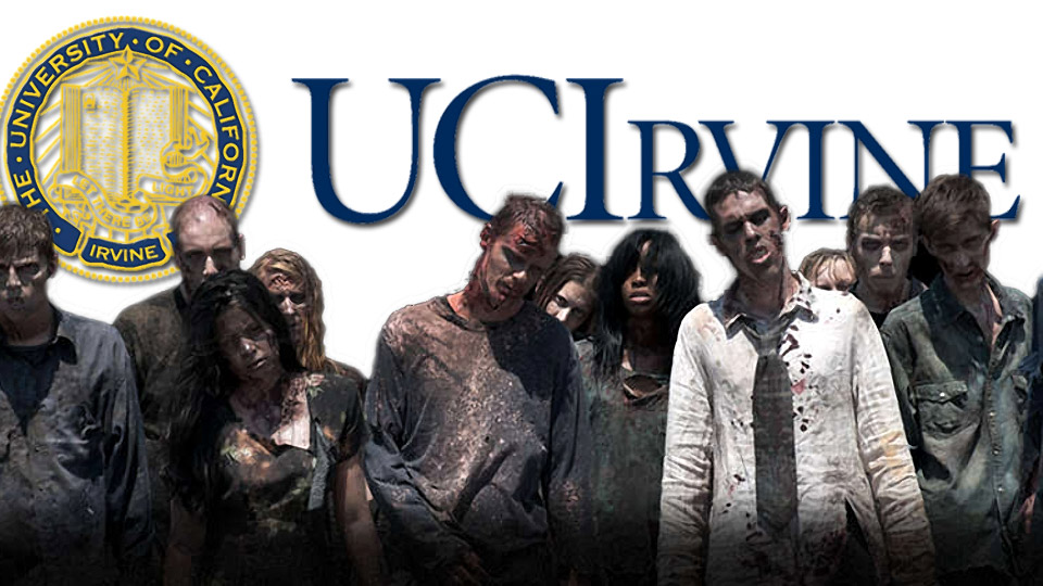 UC Irvine Offers Free Online Zombie Survival Class