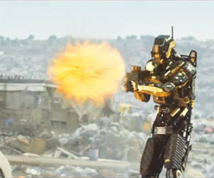 Amazing Special Effects Reel for Elysium