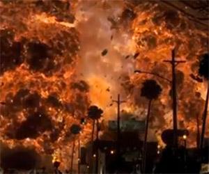 Apocalypse: A Disaster Movie Montage
