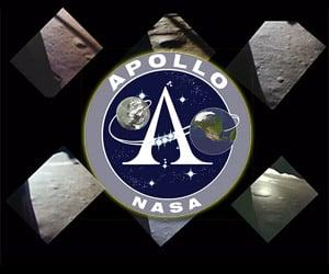 Watch All Six Apollo Lunar Landings Simultaneously